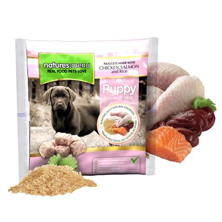 Natures Menu Original Raw Nuggets Puppy - 1kg