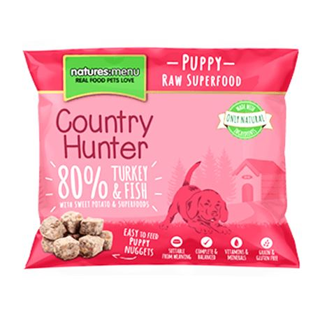 Natures:menu Country Hunter Puppy 1kg 2