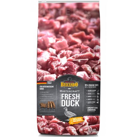 BELCANDO® MASTERCRAFT -  Fresh Duck - 10 kg