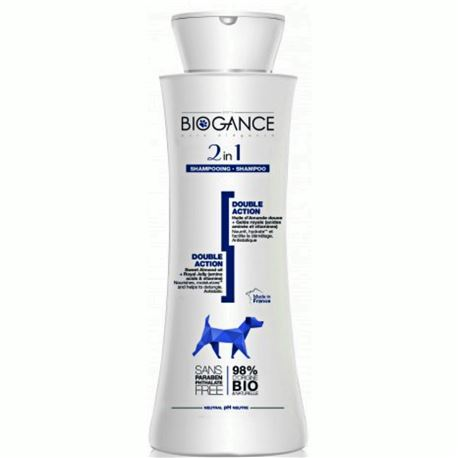 BIOGANCE shampoo universale 2 in 1 - 250ml