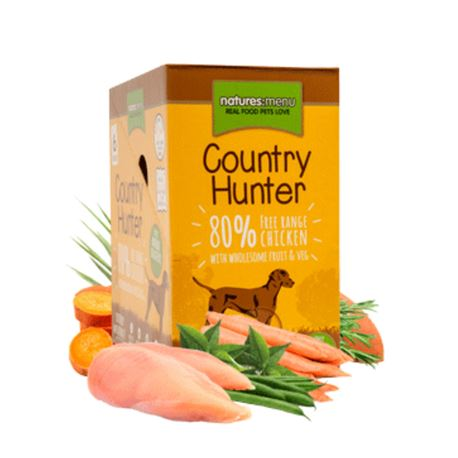 Natures:menu Country Hunter Chicken - 6 x 150gr