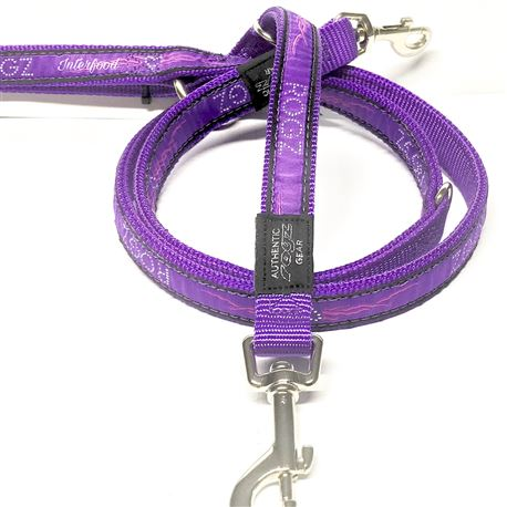Rogz Lead Multipurpose Purple Chrome L
