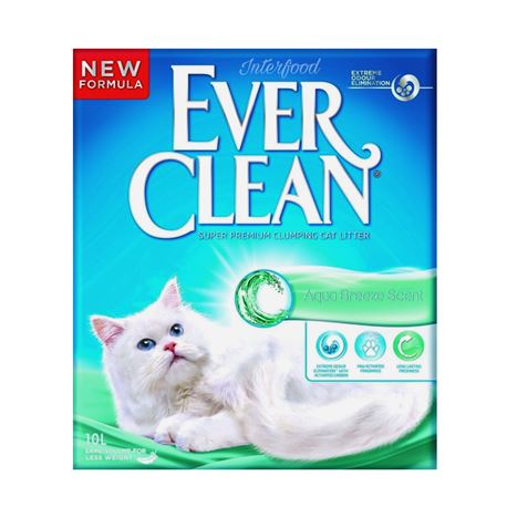 EVERCLEAN AQUA BREEZE - LETTIERA per GATTI - 10lt
