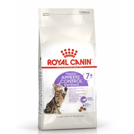ROYAL CANIN Cat Appetite Control Sterilised 7+ - 1.5kg