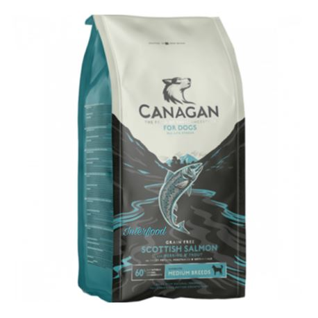 CANAGAN Scottich Salmon 12kg