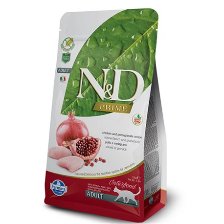 FARMINA N&D PRIME - CHICKEN & POMEGRANATE - 12x80gr 2