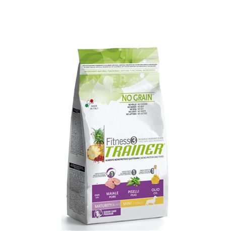 TRAINER Fitness 3 - Mini Maturity - Maiale - 2kg