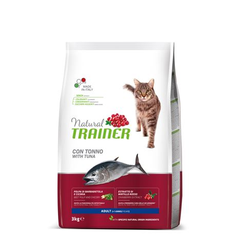 Natural TRAINER Adult con Tonno - 3kg