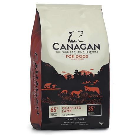 CANAGAN Grass-Fed Lamb 12kg 1