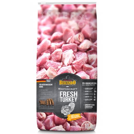 BELCANDO® MASTERCRAFT -  Fresh Turkey - 10 kg