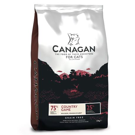 CANAGAN Country Gane 375g