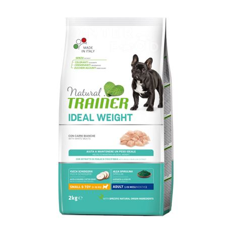 Natural TRAINER Small & Toy Ideal Weight - 2kg