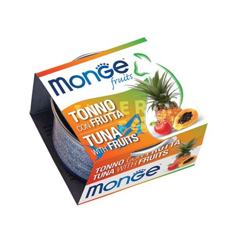 Monge Natural Superpremium Daily Line Adult Salmone - 400g 3