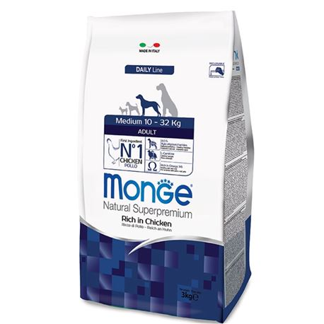 Monge DL Adult Medium 3kg 1