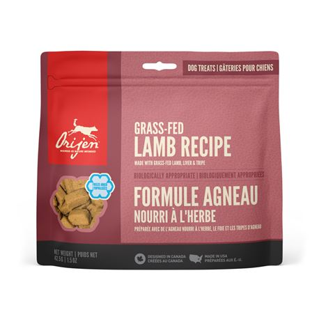 Orijen Snack Grass-Feed LAMB - 42,5g