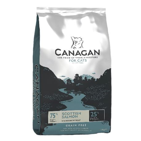 CANAGAN Chicken With Sardine  12x75g 3