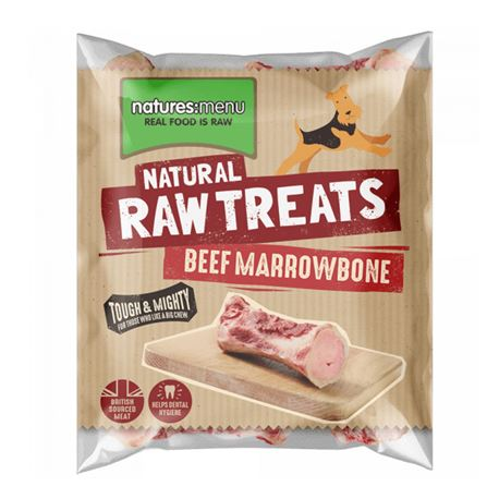 Natures Menu Raw Beef Marrowbone