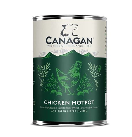 CANAGAN Chicken Hotpot - 6x400g