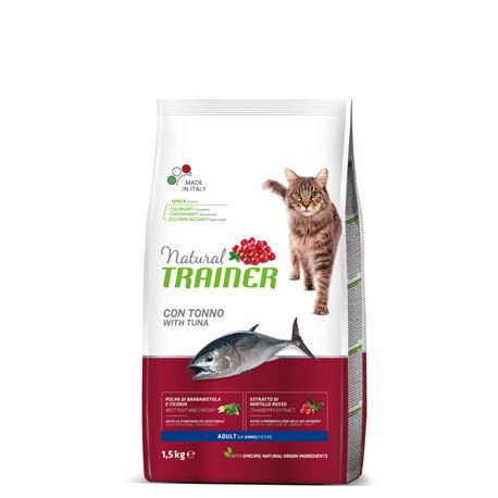 Natural TRAINER Adult con Manzo - 1,5kg 1