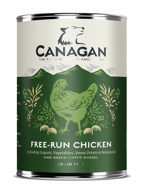 CANAGAN Free-Run Chicken Small Breed 6kg 3