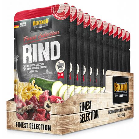 BELCANDO Finest Selections - Rind - 12 x 125g 1