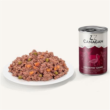 CANAGAN Country Game 400g 2