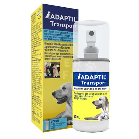 ADAPTIL Transport - spray a feromoni per cani