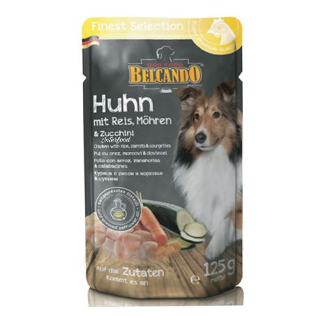 BELCANDO Finest Selections - Huhn 125g 1