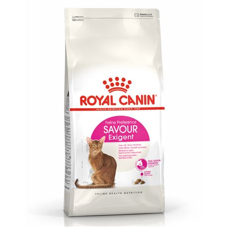 ROYAL CANIN Cat Savour Exigent - 4kg 1