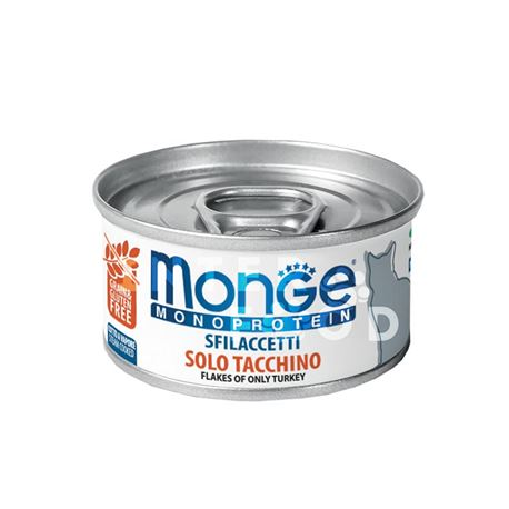 Monge Natural Monoprotein Sterilised - Anatra - 1,5kg 3