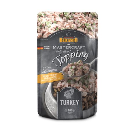 BELCANDO® MASTERCRAFT -  Fresh Turkey 0,5 kg 3