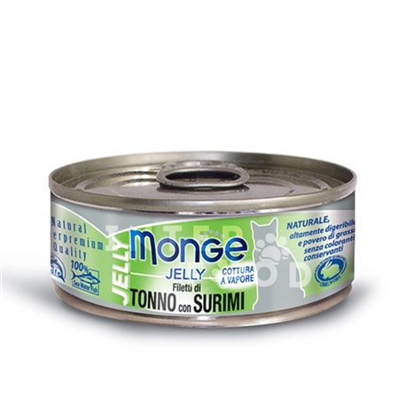 Monge Natural Monoprotein Sterilised - Trota - 400g 3