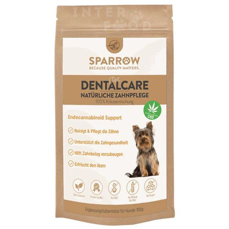 SPARROW Pet DENTALCARE - 100g