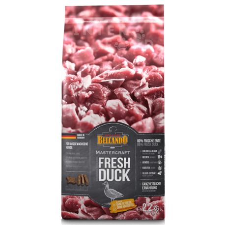 BELCANDO® MASTERCRAFT -  Fresh Duck - 2,2 kg