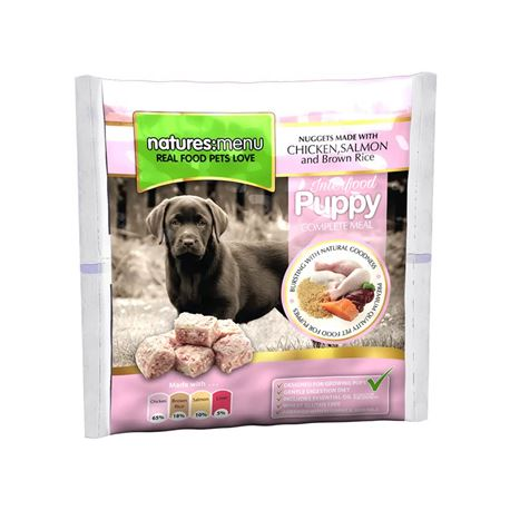 Natures Menu Original Raw Nuggets Puppy - 1kg 2