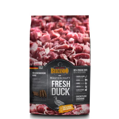 BELCANDO® MASTERCRAFT -  Fresh Duck - 0,5 kg