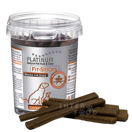 PLATINUM Fit-Sticks Chicken & Lamb - 300g