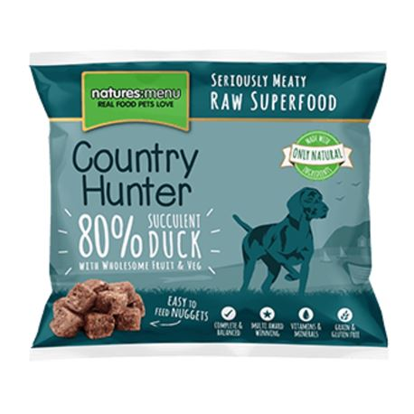 Natures:menu Country Hunter Duck 1kg 2