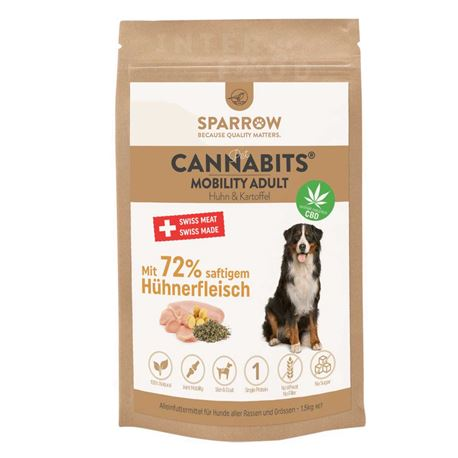 SPARROW Pet CannaMove® - 100g 2