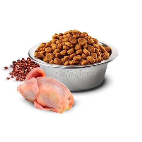 FARMINA N&D QUINOA - SKIN & COAT QUAIL - 2,5kg 2