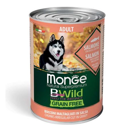 Monge SL All Breeds Light Salmone e Riso 12kg 2