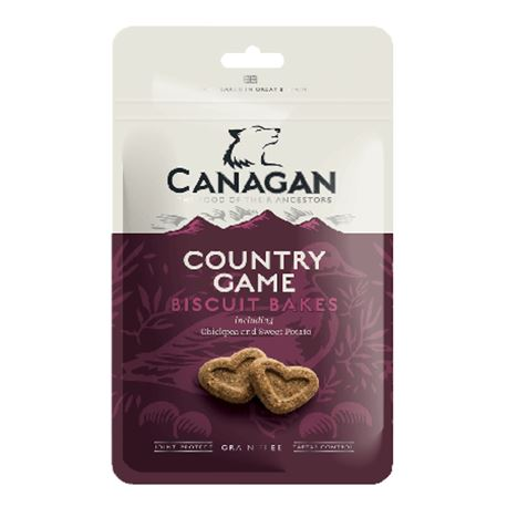 CANAGAN Country Game Biscuit Bakes 150g