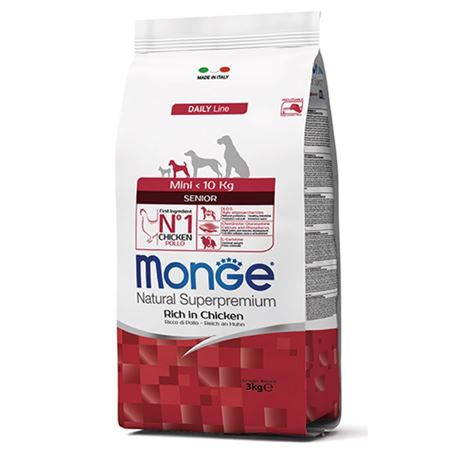 Monge DL Senior Mini 3kg 1