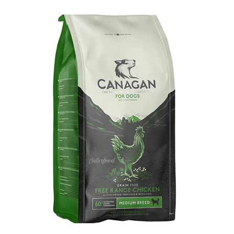 CANAGAN Free Range Chicken medium 2kg