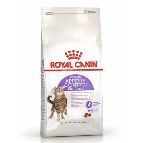 ROYAL CANIN Cat Appetite Control Sterilised - 4kg