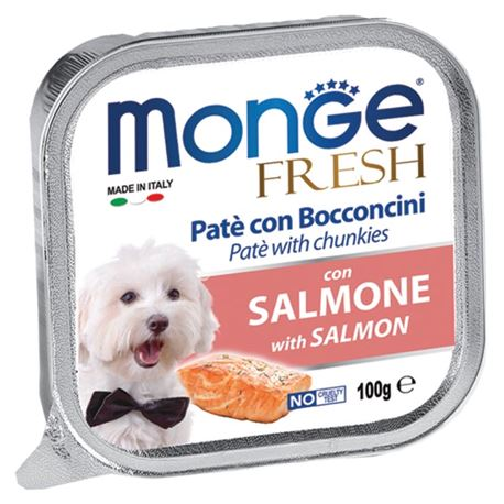 Monge SL All Breeds Puppy & Junior Salmone e Riso 800g 2
