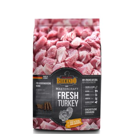 BELCANDO® MASTERCRAFT -  Fresh Turkey - 0,5 kg