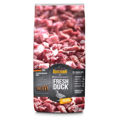BELCANDO® MASTERCRAFT -  Fresh Duck  10 kg 1