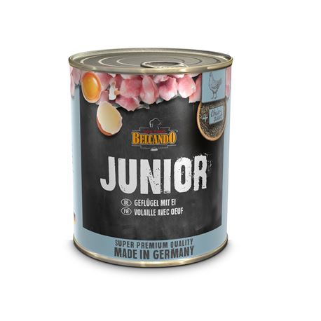 BELCANDO Super Premium - Junior - 400g