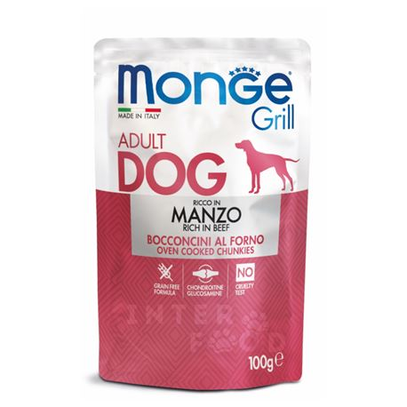 Monge DL ExtraSmall Puppy & Junior Pollo e Riso - 800g 2